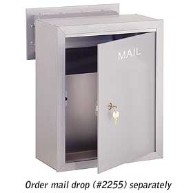 Salsbury industries 2266R-MR Custom Engraving-Regular-For Mail Receptacle