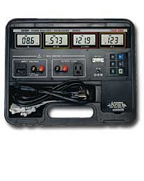 Extech 380803-NIST True RMS Power Analyzer Datalogger - NIST Certified