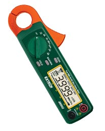 Extech 380942-NIST 30A True RMS AC/DC Mini Clamp Meter (NIST Certified)