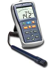 Extech EA20 EasyView Hygro-Thermometer with FREE UPS