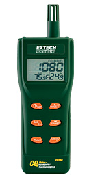 Extech CO250 Portable Indoor Air Quality CO2 Meter/Datalogger