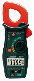 Extech 38394-NIST 600A True RMS AC/DC Clamp Meter - NIST Certified