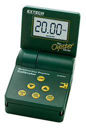 Extech 412400-NIST Multifunction Process Calibrator (NIST Certified)