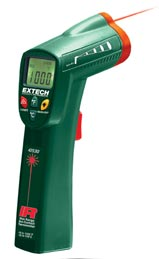 Extech 42530-NIST Wide Range IR Thermometer (NIST Certified)