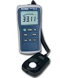 Extech EA30 Easyview Wide Range Light Meter (NIST Certified - allow 3 weeks for testing)