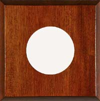 Maximum 1-Instrument Mahogany Panel