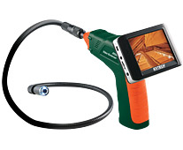 Extech BR200 Video Borescope / Wireless Inspection Camera with FREE UPS