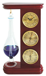 Ambient Weather Ws Yg720 Thermometer Liquid Barometer