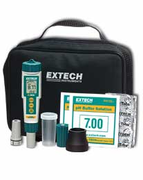 Extech EX800 ExStik 3-in-1 Kit Chlorine, pH, Temp