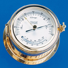 Weems and Plath 191000 Barometer/Thermometer