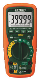 Extech EX530 Heavy Duty Industrial MultiMeters w/ FREE UPS