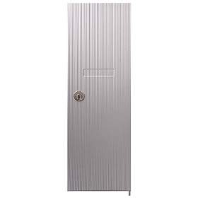 Salsbury industries 3551A Vertical Mailbox Door-Standard Replacement-Aluminum Finish-with (2) Keys