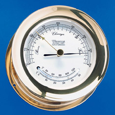 Weems and Plath 201000 Barometer / Thermometer