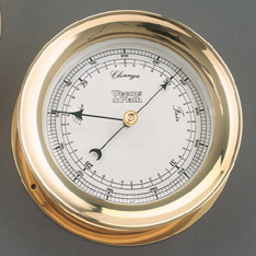 Weems and Plath 290700 Admiral Barometer