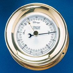 Weems and Plath 400700 Barometer