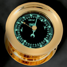 Weems and Plath 400720 Photo-luminescent Barometer