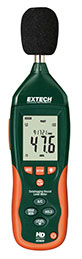 Extech HD600-NIST Datalogging Sound Level Meter (NIST Certified)