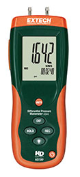 Extech HD700 Differential Pressure Manometer
