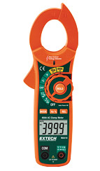 Extech MA410-NIST 400A AC Clamp Meter + NCV (NIST Certified)