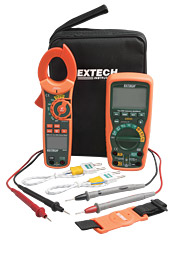 Extech MA620-K Industrial DMM / Clamp Meter Test Kit with FREE UPS