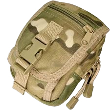 Spectrum / ThunderBolt International TB-WW-CAMO TB-WW MOLLE Field Carry Pouch for Thunderbolt Lightning Detectors - CAMO