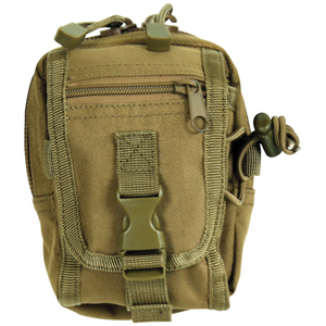 Spectrum / ThunderBolt International TB-WW-COYOTE TB-WW MOLLE Field Carry Pouch for Thunderbolt Lightning Detectors - COYOTE