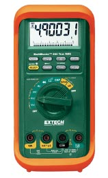 Extech MM560-NIST MultiMaster� High-Accuracy Multimeter (NIST Certified)