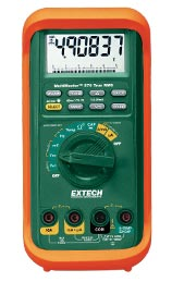 Extech MM570-NIST MultiMaster� High-Accuracy Multimeter (NIST Certified)
