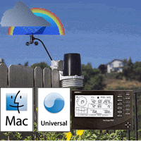 Davis Instruments 6152C Vantage Pro2 Cabled Weather Station Weather Underground Mac Package (discontinued)