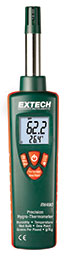 Extech RH490-NIST Precision Hygro-Thermometer (NIST Certified)