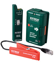 Extech Instruments RT30 Wireless AC Circuit Identifier (914 MHz) with External Probe w/ Free UPS