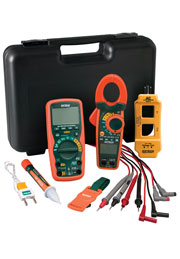 Extech TK505 Professional MultiMeter Kit