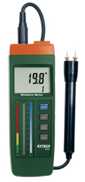 Extech MO250 Wood / Building Material Moisture Meter