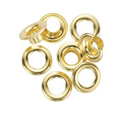 "General Tools 1261-0 1/4"" Grommet Refills, 24 Pack"