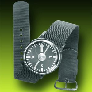 CAMMENGA J582 Stocker & Yale Phosphorescent Wrist Compass
