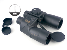 Weems & Plath 647C 7x50 IF Binoculars w/Compass