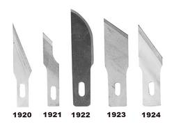 General Tools 1924 Sharp Angle Replacement Blade