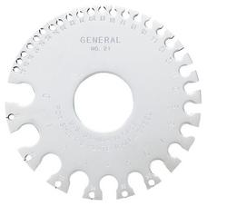 General Tools 21 Sheet Metal Gage