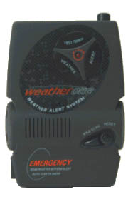 Weather One W732 Weather Alert Radio