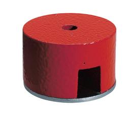 General Tools 372C 6-1/2 lb. Button Type Alnico Magnet