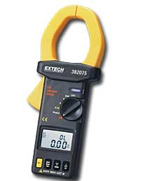 Extech 382075 2000A True RMS 3-Phase Clamp-on Power Analyzer
