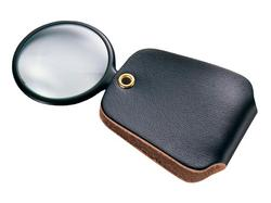 General Tools 532 2.5x Power Pocket Magnifier, Black