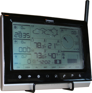Ambient Weather D4 Universal Weather Station Console Desk Stand