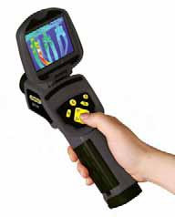 General Tools GTi30 PREDATOR Series Thermal/Visual Imaging Camera with Picture-in-picture, Streaming Video and Voice Annotation w/ Free UPS