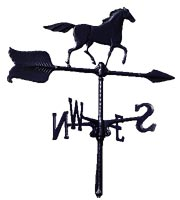 "Whitehall Horse Weathervane, 30"" (00008)"