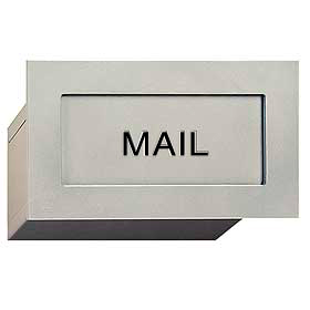 Salsbury industries 2266B-MD (2266-MD) Custom Engraving-Black Filled-For Mail Drop