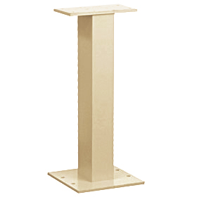 Salsbury industries 3395S Pedestal-GraySandstone-For Cluster Box Unit Type I and II