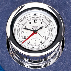 Weems and Plath 220300 Atlantis Time & Tide Clock