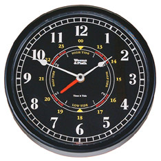 Weems and Plath 440315 Trident Time & Tide Clock