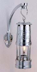 Weems & Plath 400 Chrome Mini Yacht Lamp